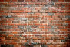 стена grunge кирпича Стоковые Фотографии RF