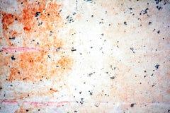 Стена Grunge для предпосылки Стоковая Фотография RF