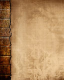 Стена Grunge Стоковые Фотографии RF