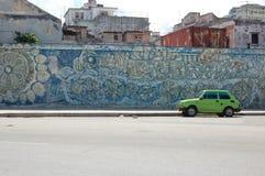 стена havana автомобиля Стоковое фото RF