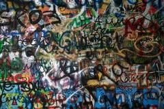 стена lennon Стоковые Изображения RF