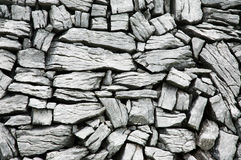 стена limestonee Ирландии Стоковое Изображение