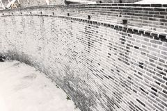 Стена Ming стоковые фото