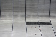 стена New Orleans наружная superdome Стоковое Изображение RF