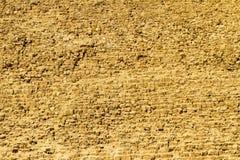 стена pyramide khafre Стоковое Изображение RF