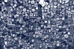 Стена Rosetta Стоковое Фото
