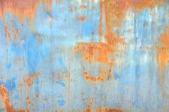 Стена Rosty Стоковое Изображение
