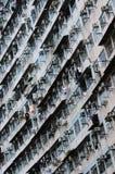 стена tenement дома стоковые изображения