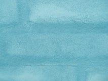 стена turqouise кирпича Стоковое Изображение