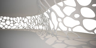 Стена Voronoi Стоковая Фотография