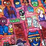 Стена Wynwood Стоковое Фото