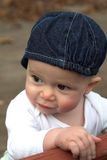 стенд младенца Стоковые Фотографии RF