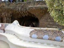 Стенд ` s Gaudi Стоковое Изображение