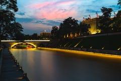 Стены города Xian стоковое фото rf