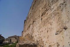 стены города Стоковые Изображения