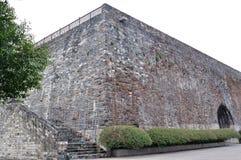 Стены города Hanzhoung стоковая фотография rf