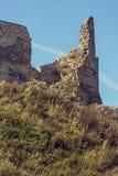 Стены городища руин стоковые изображения rf
