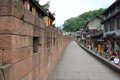 Стены городка Феникса стоковое изображение