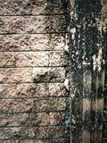 Стены и раковины стоковое фото