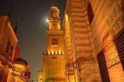 Стены комплекса Qalawun Стоковая Фотография