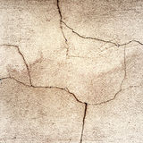 Стены предпосылки старые треснутые здания Стоковое Изображение