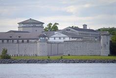 Стены ручки Кингстона и башня предохранителя Стоковое Фото
