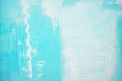 Стены сини предпосылки Стоковая Фотография RF