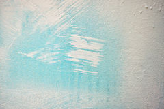 Стены сини предпосылки Стоковые Изображения