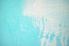 Стены сини предпосылки Стоковое Изображение