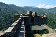 Стены старого форта стоковая фотография