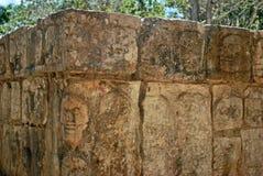 Стены умерших Стоковая Фотография