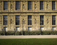 стены le жалюзи paris Стоковая Фотография RF