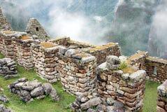 стены picchu inca manchu Стоковые Изображения RF