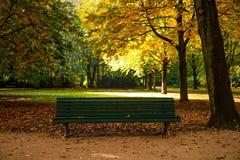 Стенд в парке Стоковое Фото