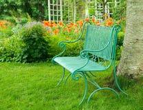Стенд в саде Стоковое Изображение