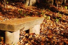 стенд деревянный Стоковое Изображение