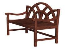 стенд деревянный Стоковое фото RF