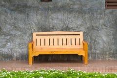 стенд деревянный Стоковая Фотография