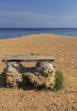 Стенд и море Стоковые Фотографии RF
