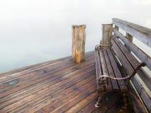 Стенд на пристани Стоковая Фотография