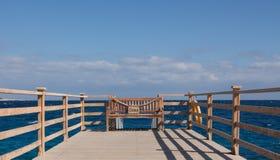 Стенд на пристани Стоковые Фотографии RF