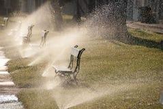 Стенд дождя Стоковое фото RF
