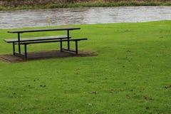Стенд парка в осени Стоковое Изображение