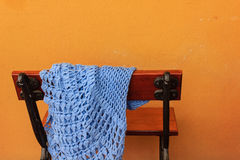 Стенд при покинутая шаль Стоковое Изображение RF