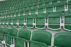 Стенд стадиона Стоковое Фото