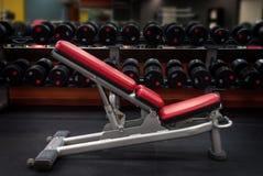 Стенд фитнеса Стоковое фото RF