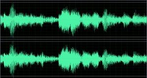 стерео волна Стоковое Изображение RF