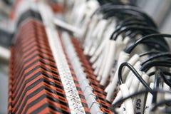 стержень блока промышленный Стоковая Фотография RF
