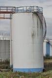 Стержень газохранилища Стоковые Изображения RF