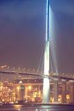 стержень груза моста Стоковые Фото